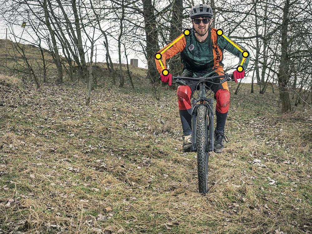 Lekcja Skilla - Pozycja na rowerze