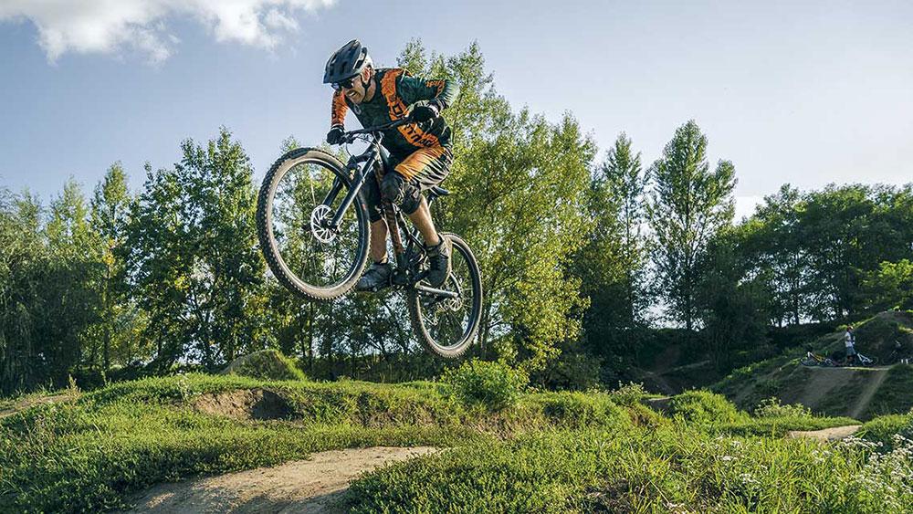 Lekcja skilla z Dartmoor Bikes cz. 6 – Hopki