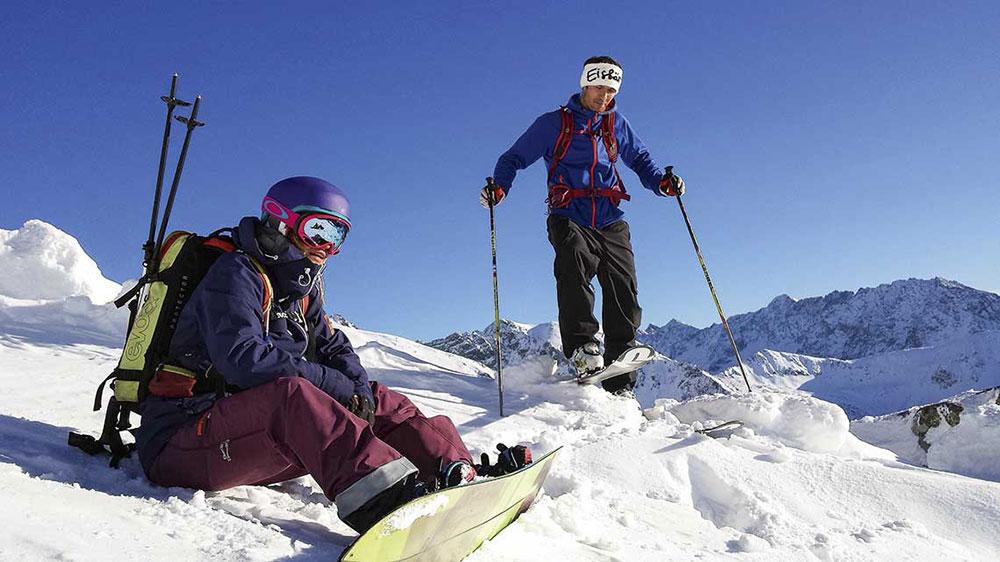 Trening zimowy