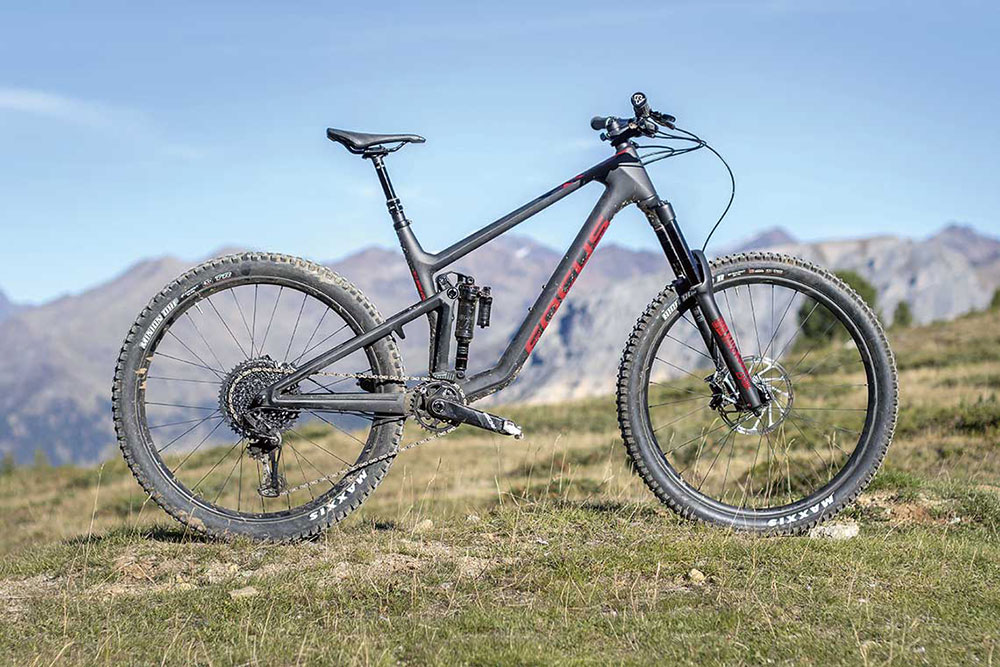 ENDURO HIGH-END: FOCUS SAM 9.9