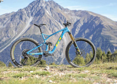 Enduro High-End GT Force Carbon Pro