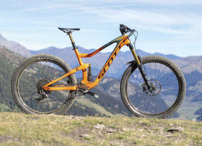 Scott Ransom Enduro High-End