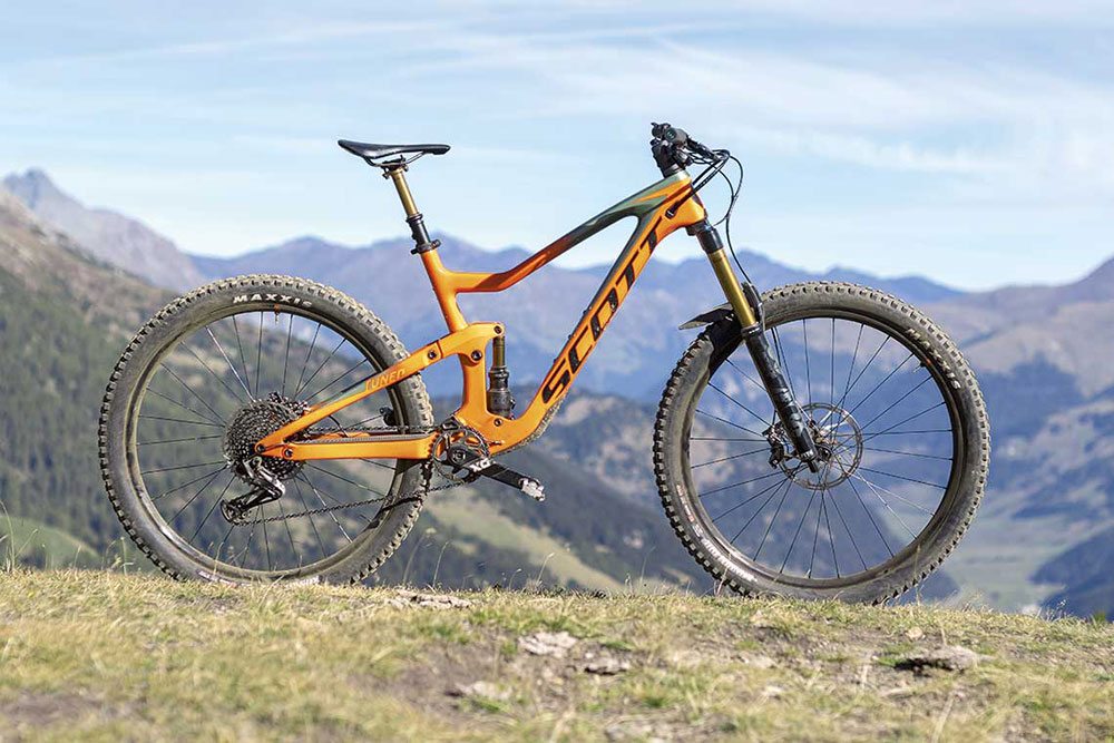 ENDURO HIGH_END: SCOTT RANSOM 900 TUNED