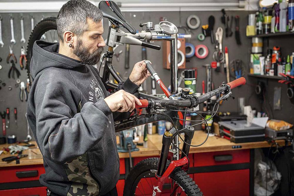 Warsztat Fenwick – Co piszczy w rowerze?