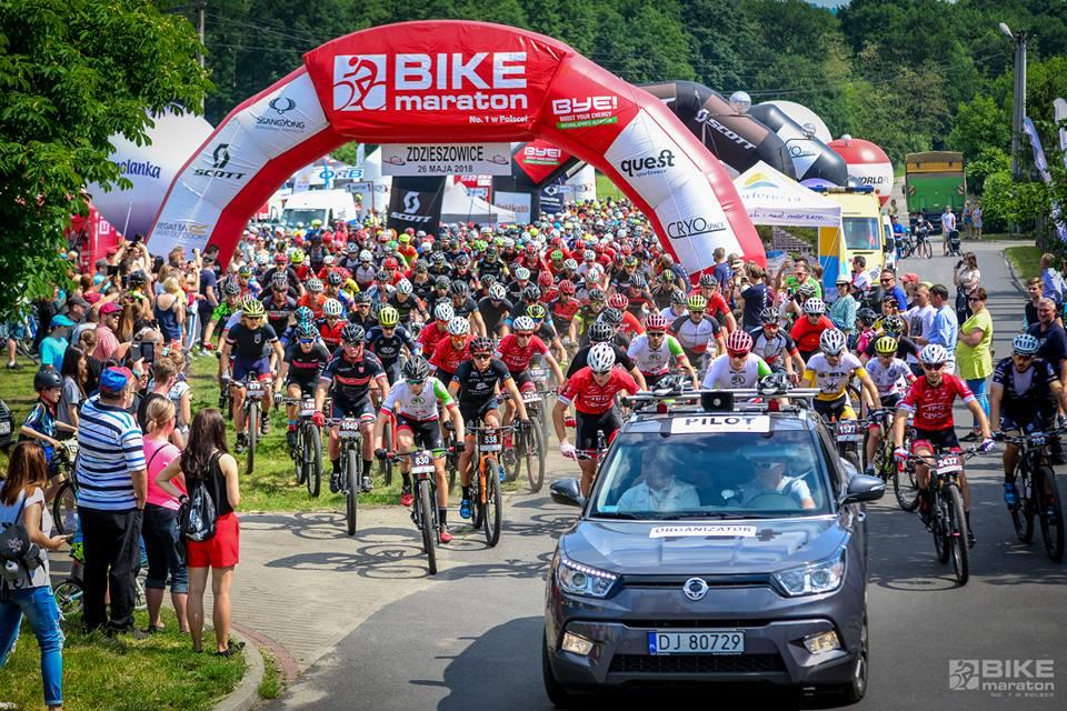 25 sierpnia Bike Maraton 2019 w Karpaczu!