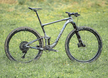 Hardtaile i Fulle do ścigania – Giant Anthem Advanced Pro 1