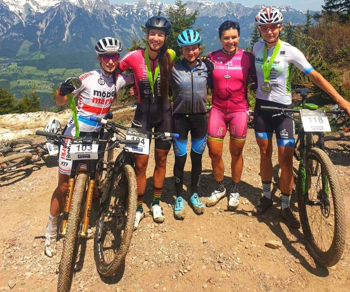Alpen Tour Trophy #4 czyli f.. hard uphill