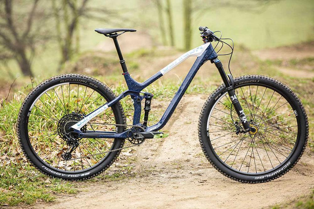 First Ride – NS Define 130 2