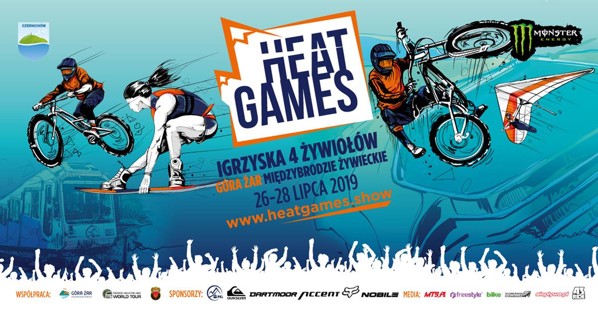 Heat Games 2019. Widowiskowo i ekstremalnie!