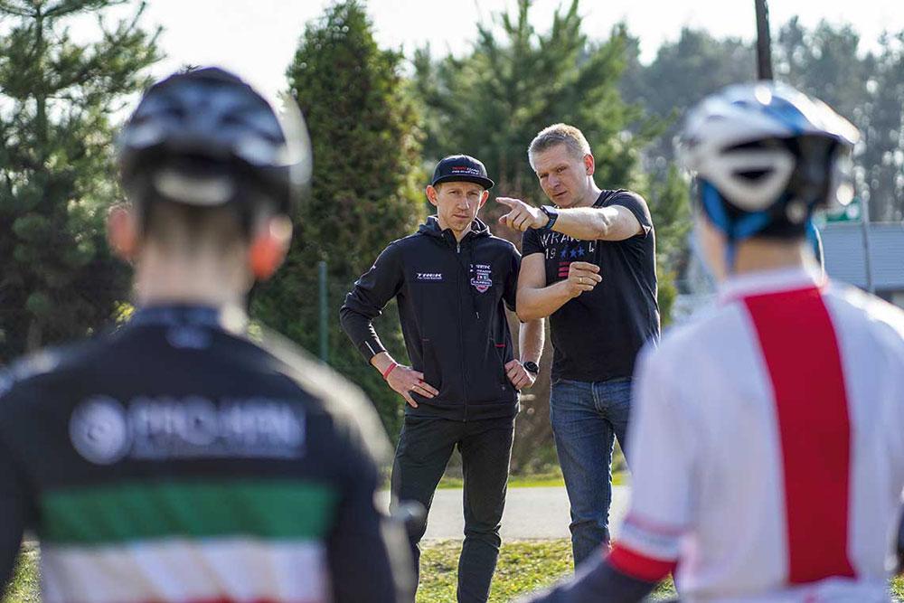 Jak się robi kolarstwo – UKS Krupiński Suszec