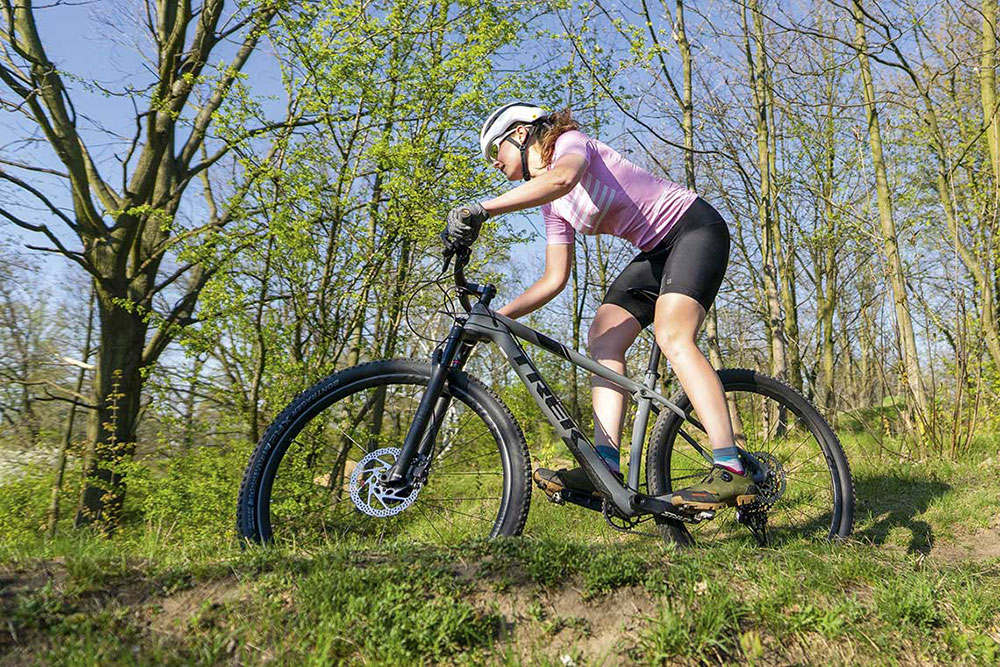 First Ride – Trek Procaliber 9.7