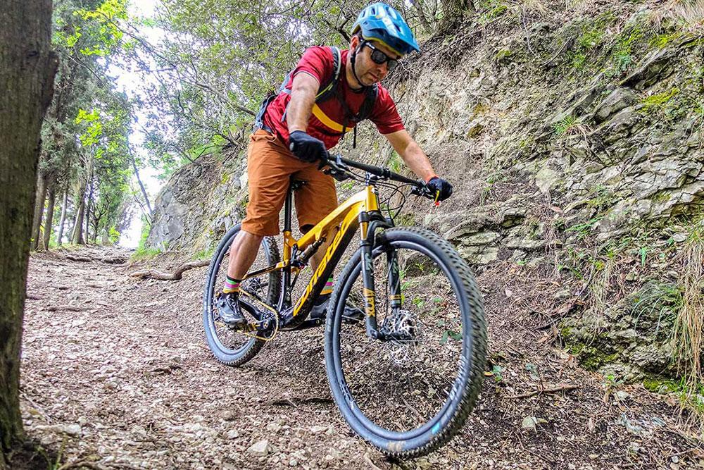 First Ride – CORRATEC REVOL. ILINK SL FACTORY
