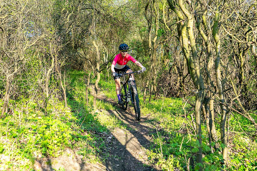 First Ride – Accent Peak 29 Carbon SLX
