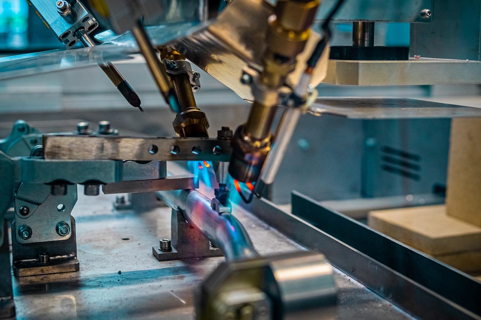 Zautomatyzowana fabryka ram rowerowych w Polsce już działa!