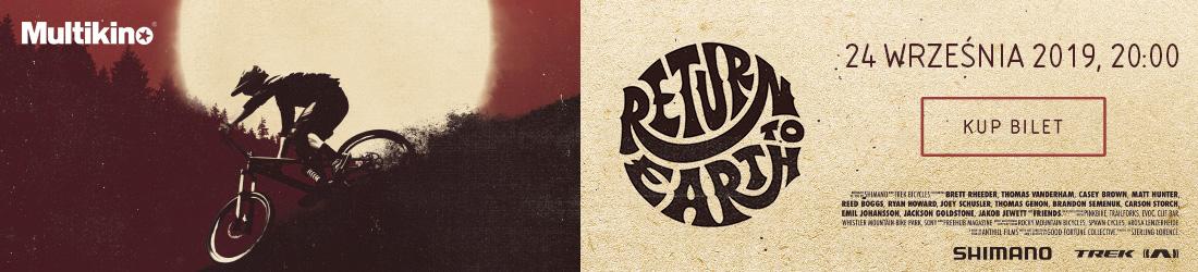 Return to Earth! Polska premiera 24 września
