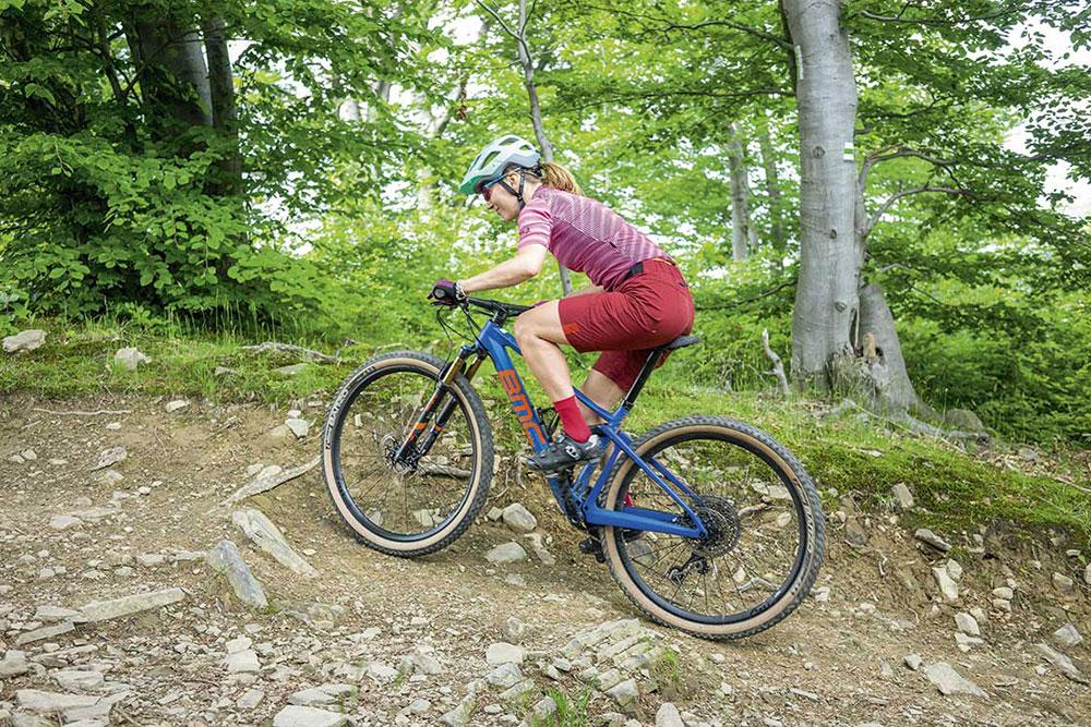 First Ride – BMC Fourstroke 01