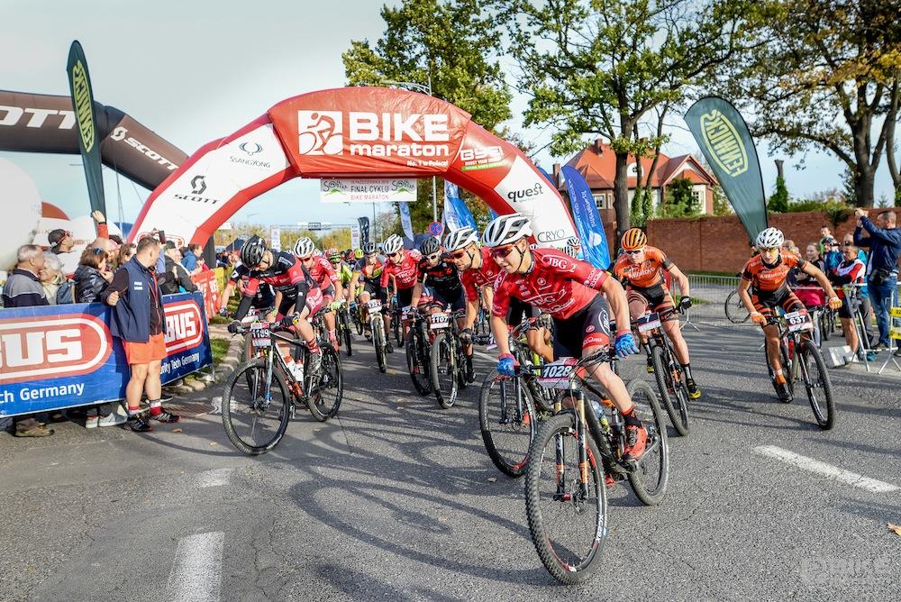 Bike Maraton wielki finał w Sobótce