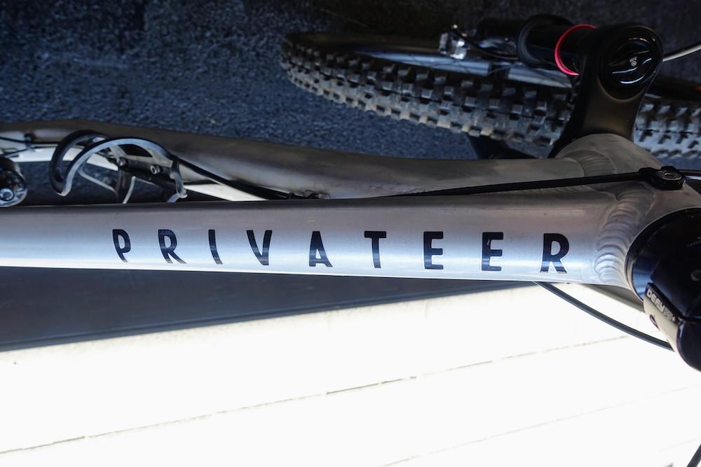 Prototyp Privateer Bikes 161 dla ścigających się za własne