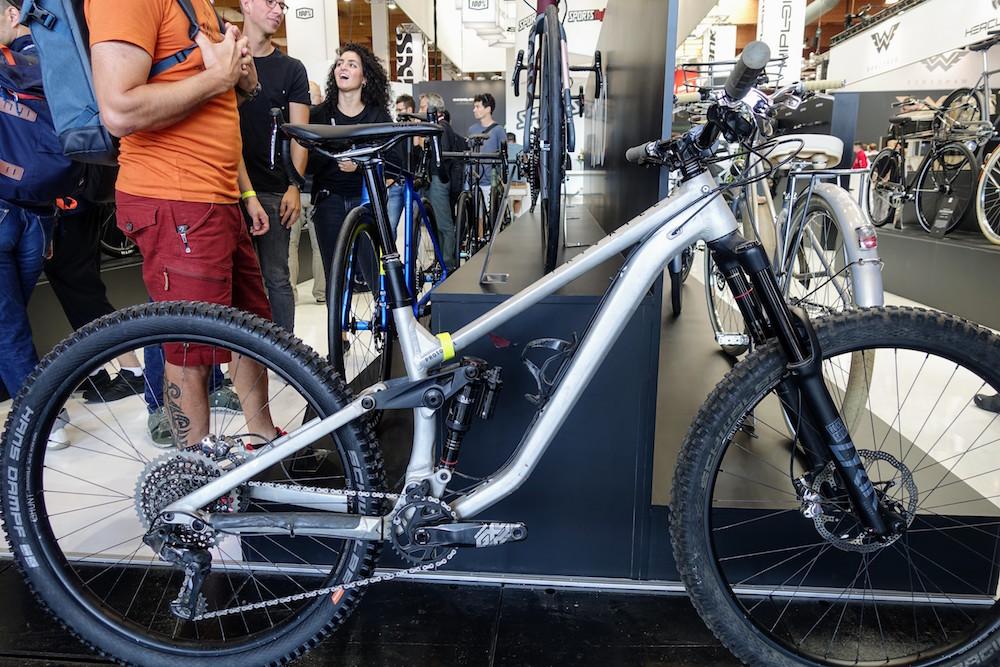 Prototyp Privateer Bikes 161