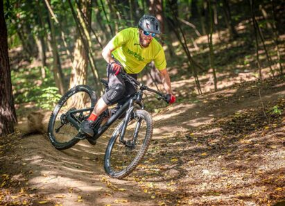 Test: Canyon Strive CF 6.0 – first ride
