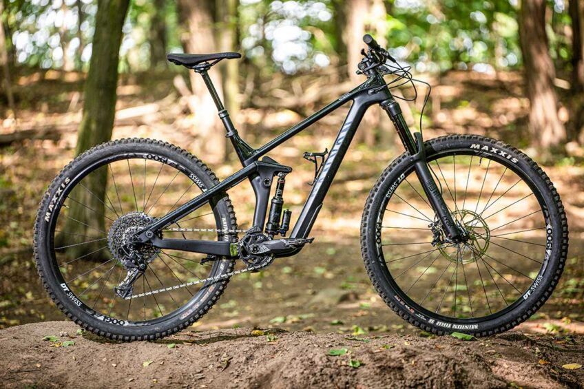 Canyon Strive CF 6.0