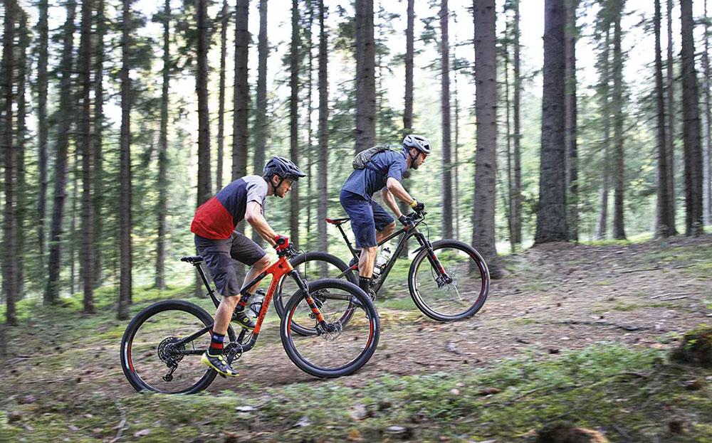 Niech żyje sport! Rower do turystyki górskiej