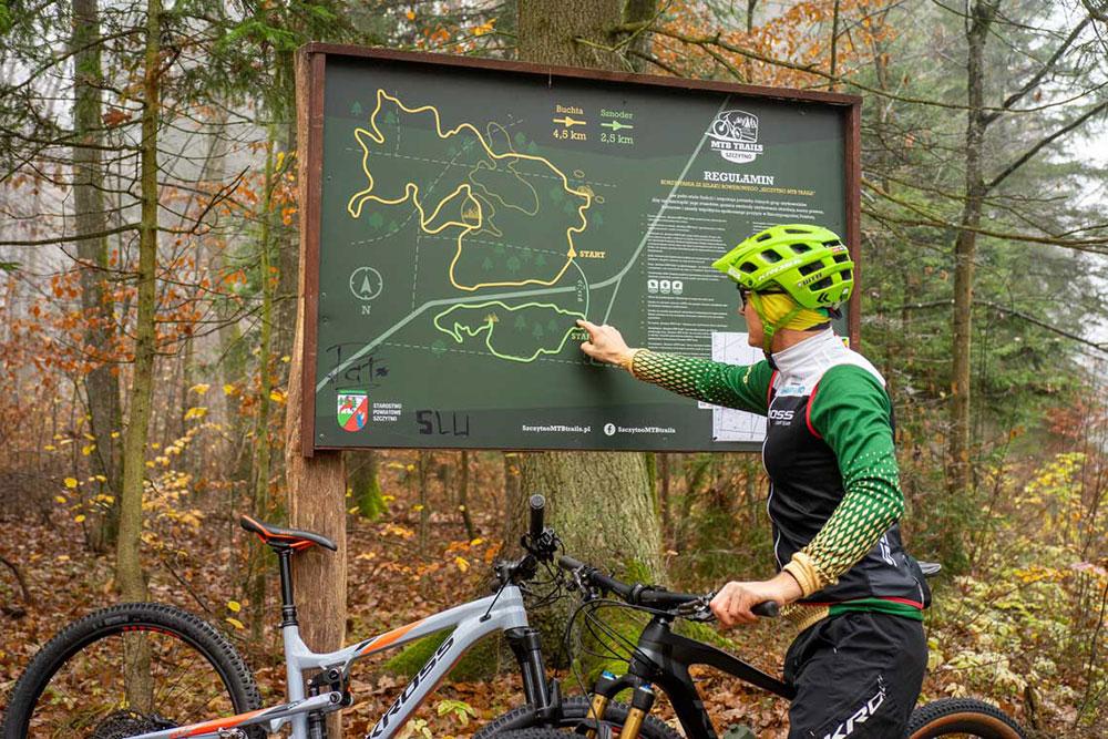Szczytno MTB Trails