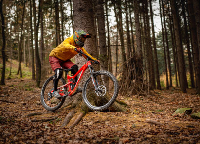 TEST: FIRST RIDE – ENDURA MT500 FREEZING POINT