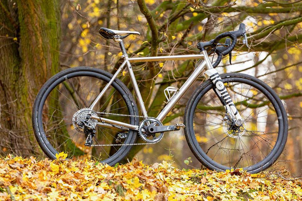 Rower na zimę - Rondo Ruut Ti