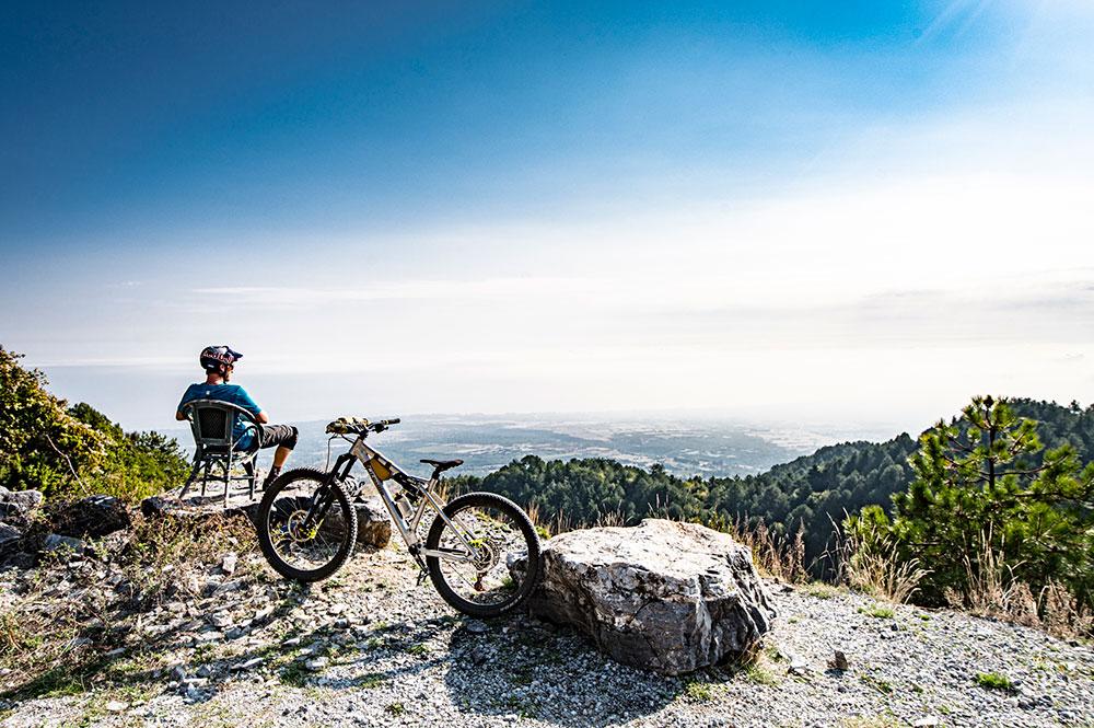 Na zboczach Olimpu – Grecja na rowerze
