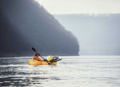 Bikepacking i bikerafting - Ukraina