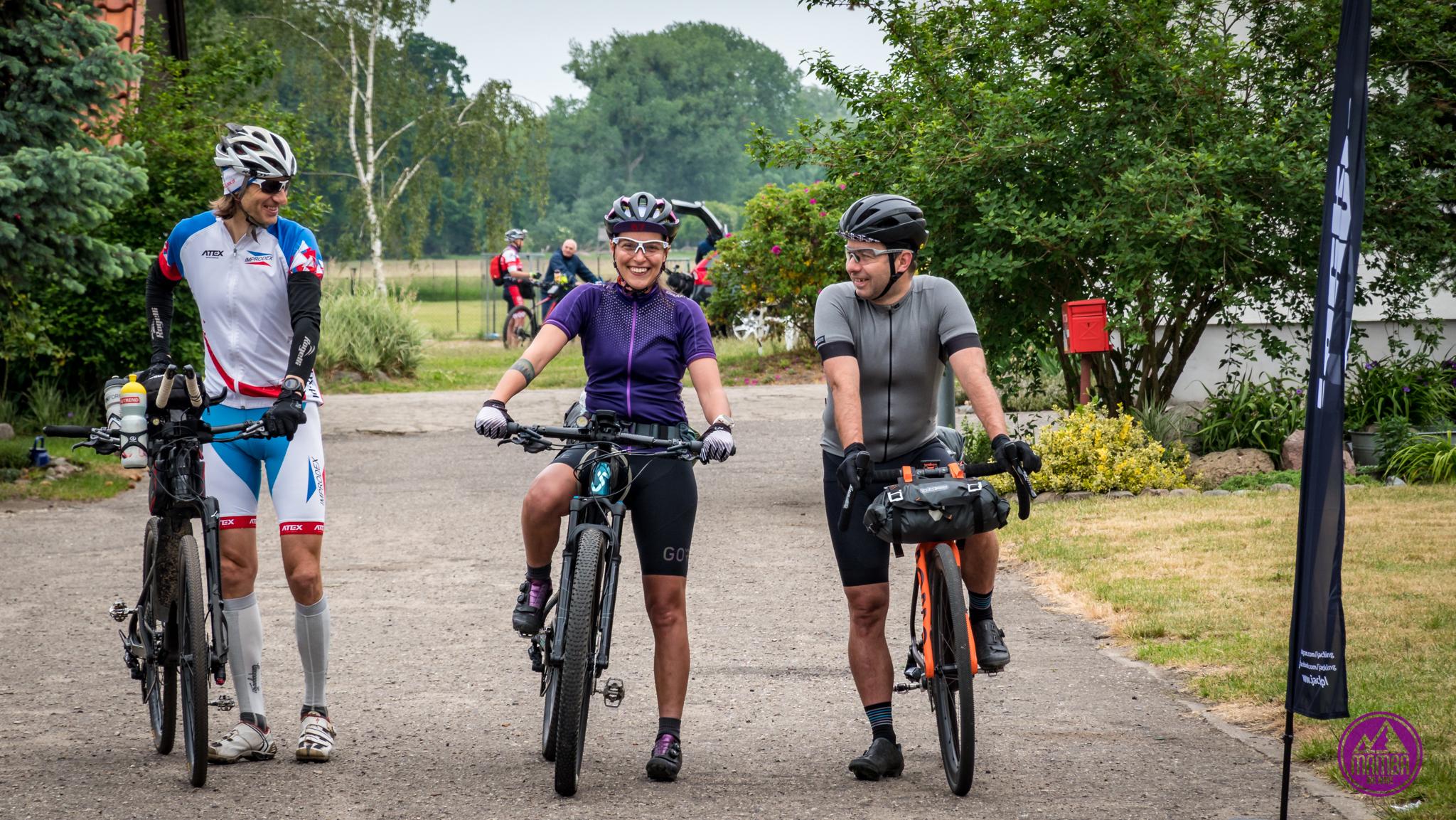Bike Team startuje w Poland Gravel Race, kto też jedzie?