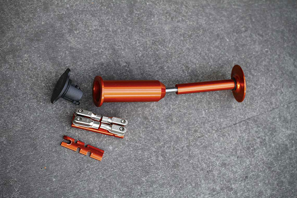 Minitool - narzędzia zintegrowane