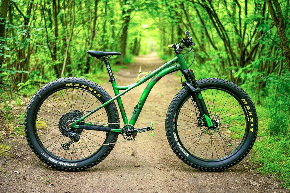 BWB Custom Bikes Toudi