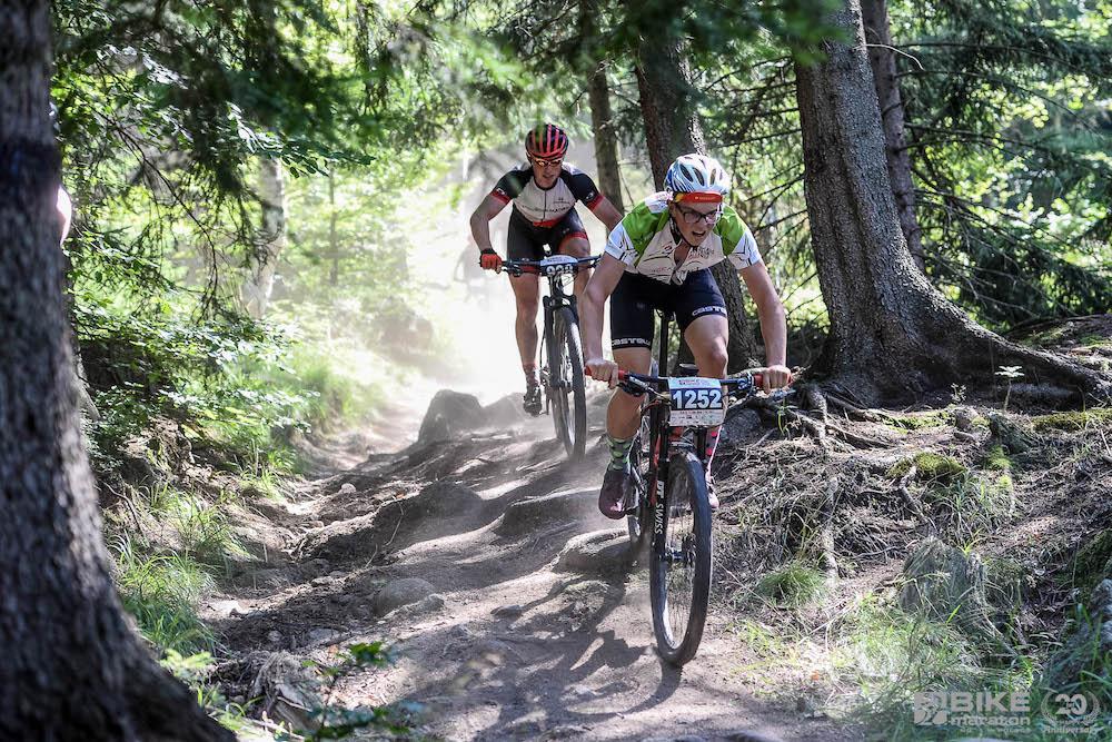 Bike Maraton Zieleniec czyli jeszcze więcej gór!