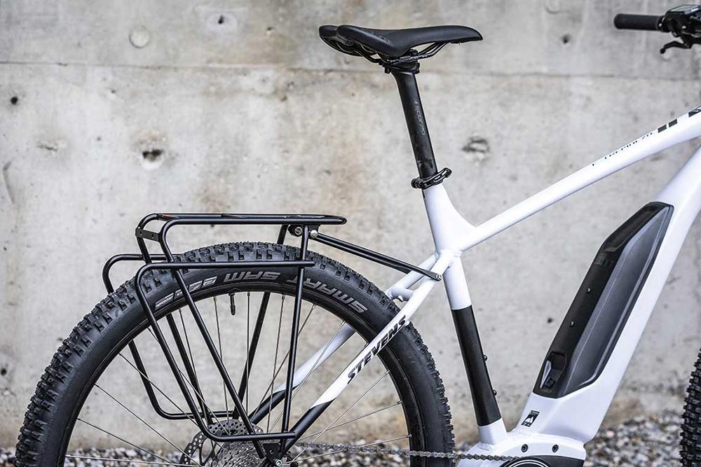 Akcesoria rowerowych SUV-ów: Bagażniki