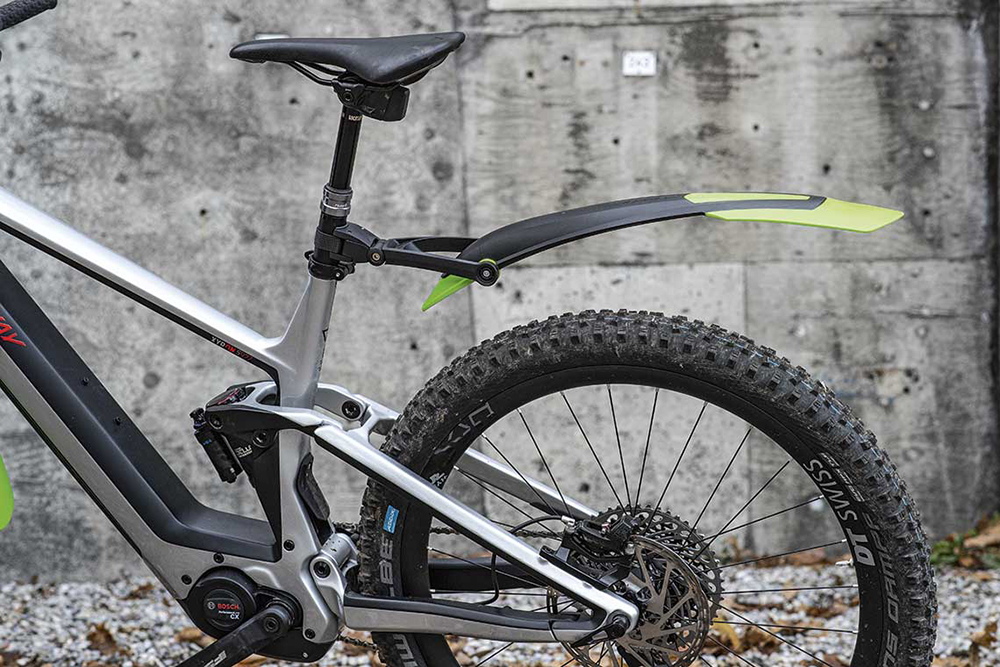 Akcesoria rowerowych SUV-ów: Błotniki