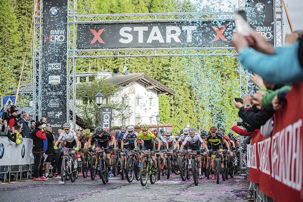 Blok startowy: Test rowerów maratonowych