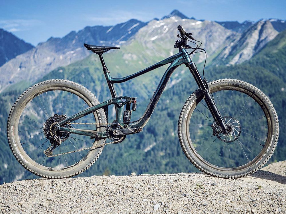 Test Enduro: Giant Reign 29 1